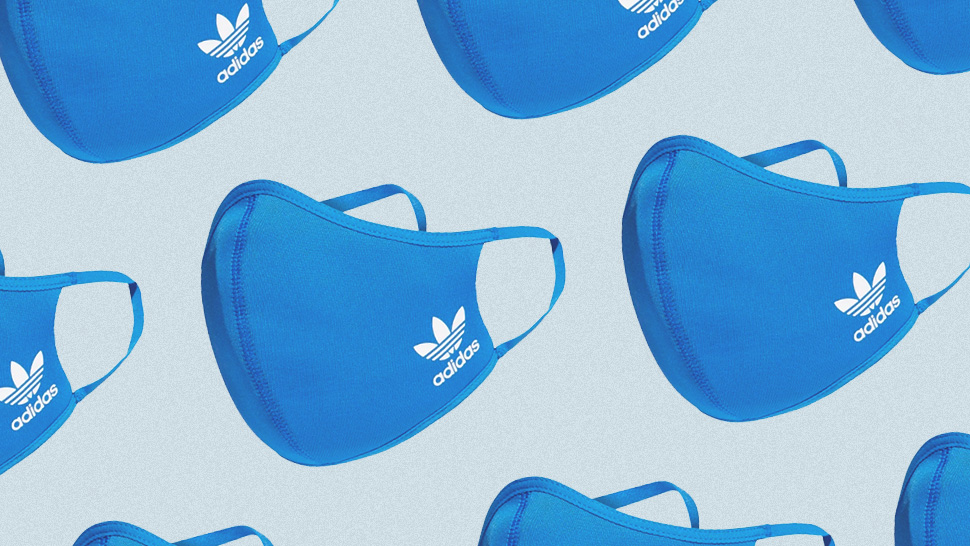 Adidas Just Released New Colorways of Its Face Mask