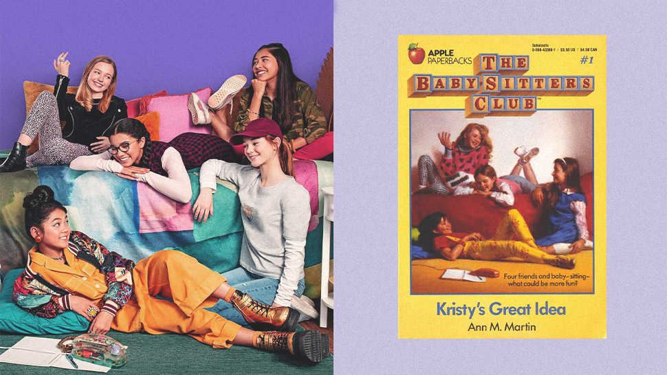 '80s Kids, Your Favorite Childhood Book Series Is Now a Netflix TV Show