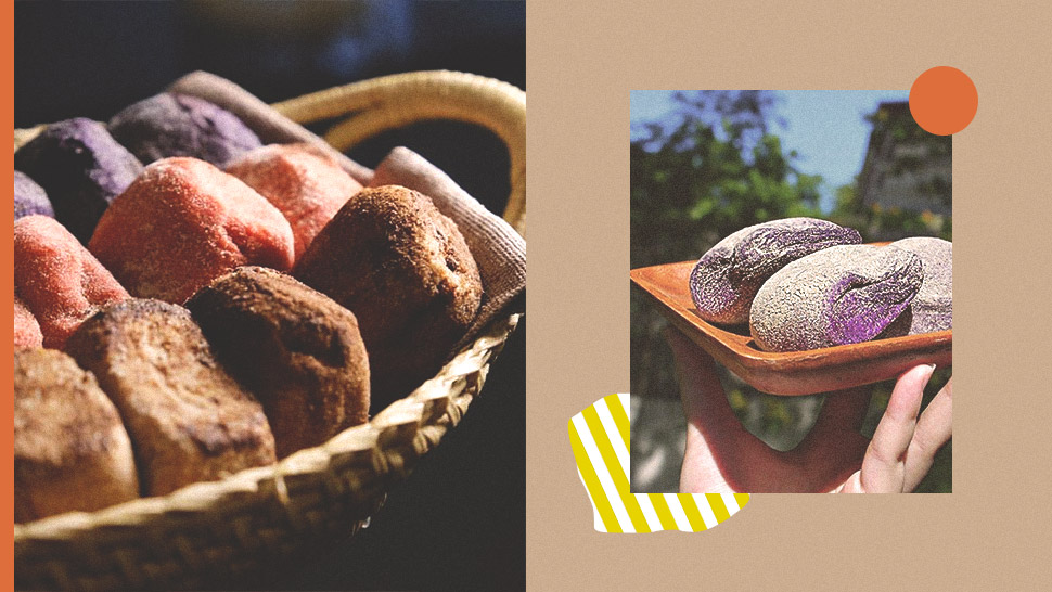 5 Shops Where You Can Order Ube, Strawberry, Red Velvet, and Other Flavors of Pandesal