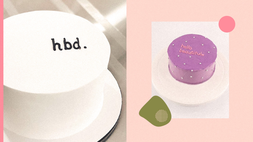 Here's Where You Can Buy Instagrammable Minimalist and Naked Cakes