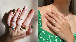 10 Nude And Beige Manicure Ideas If You Love Minimalist Nails