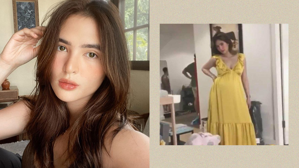 You Won't Believe How Fresh Sofia Andres Looked Hours Before Giving Birth