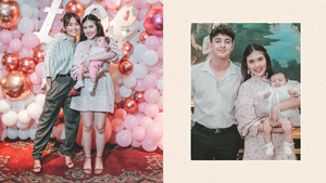 5 Pretty Details We Loved About Sofia Andres' Baptismal Party Outfit