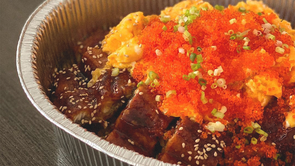We've Been Seeing This Unagi Dish On Our Feeds; Here's Where To Get It