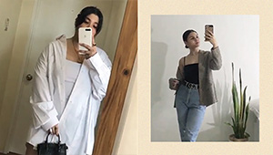 5 Non-boring Ways To Style A Sleeveless Top, According To Influencers