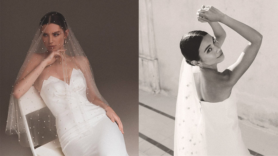10 Unique Wedding Veils For The Modern Bride