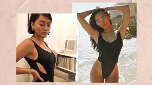 We Found The Sleek Swimsuit Kylie Verzosa And Lauren Reid Have!