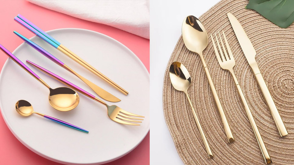 These Sophisticated Cutlery Pieces Will Make You Want to Upgrade Your Dinner Set-Up