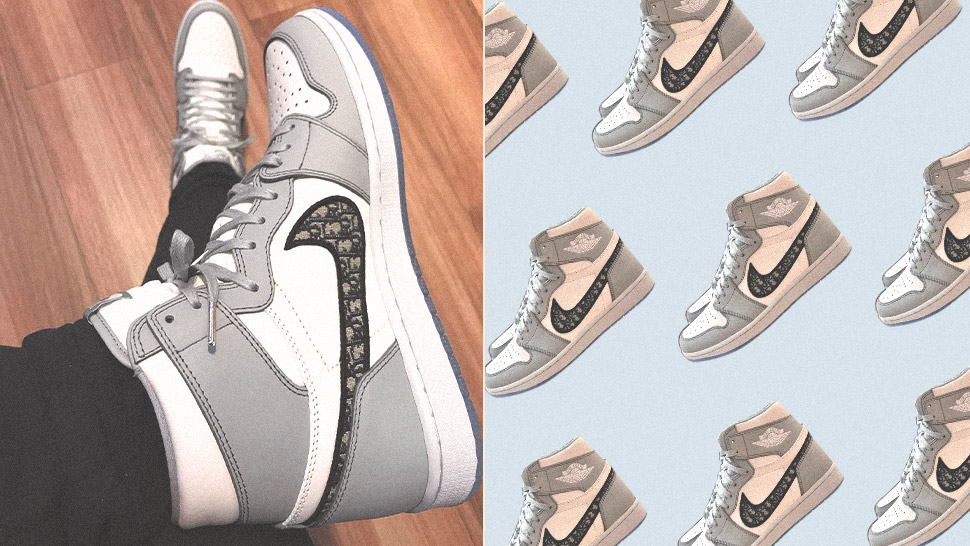 This Filipino Sneaker Collector Already Has A Pair Of Air Diors!