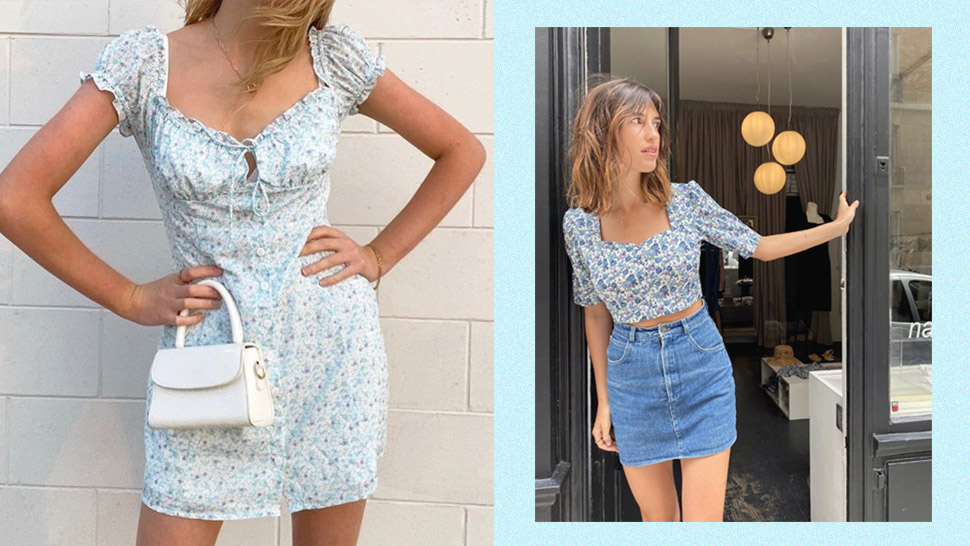 11 Fresh Floral Outfits to Spruce Up Your Wardrobe