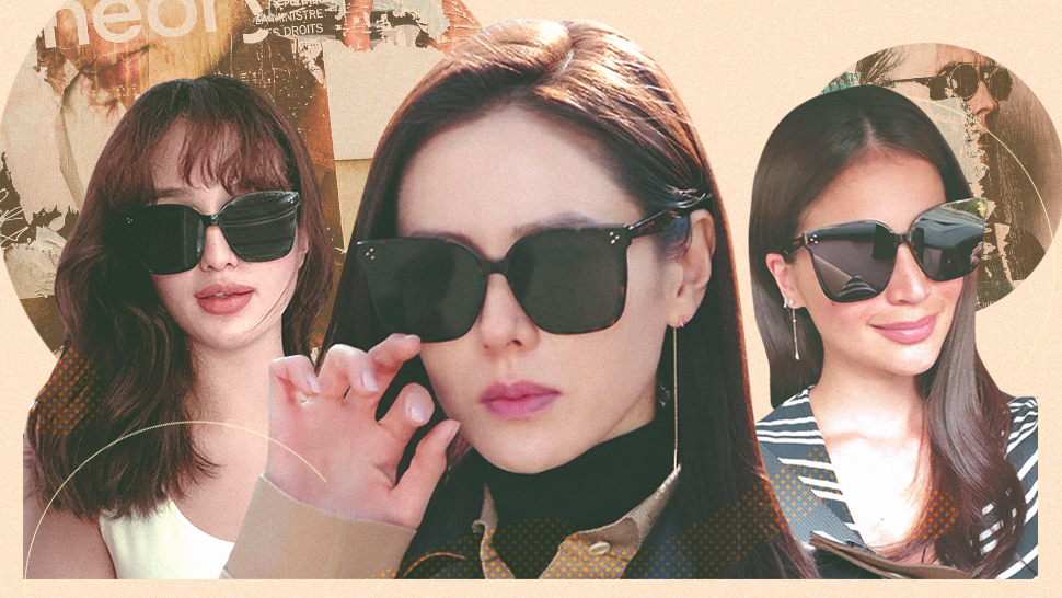 "5 Celebrities Who Bought The Famous ""cloy"" Sunnies Because Of Son Ye Jin"