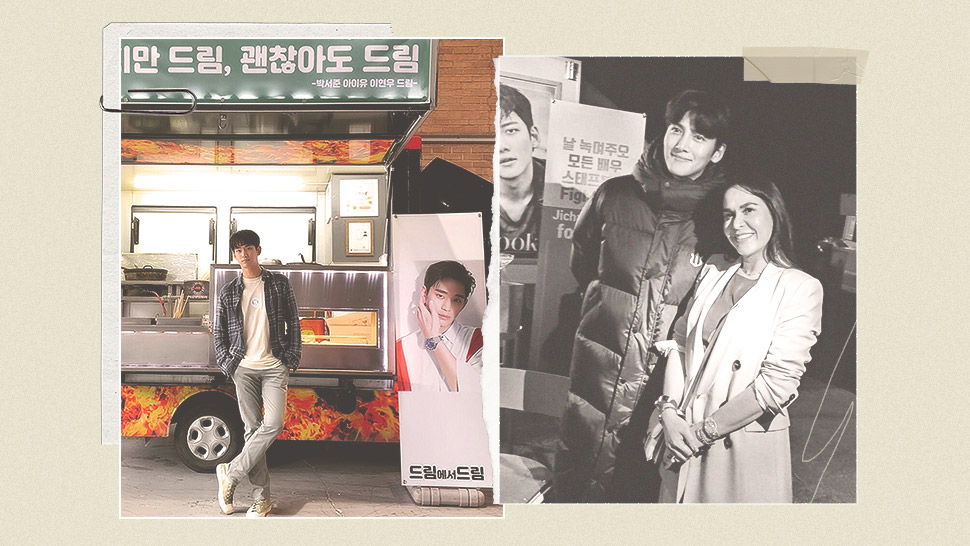Here's Why Korean Celebrities Always Pose With A Food Truck On Instagram