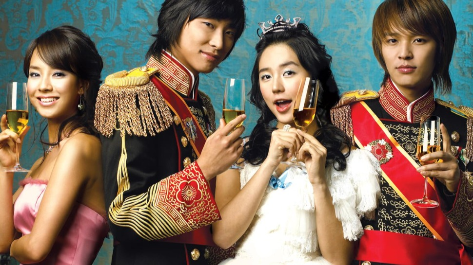 "Here's What The Cast Of ""princess Hours"" Is Up To Now"