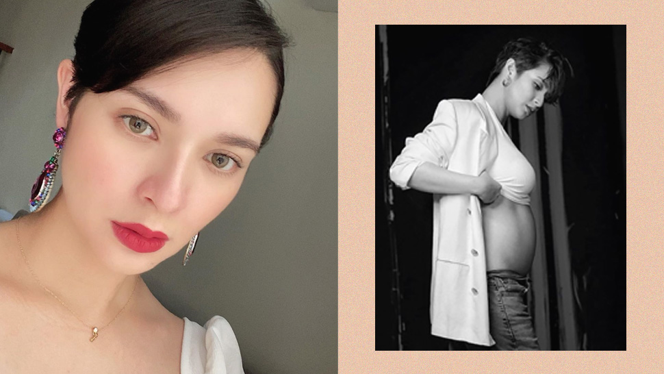 Ryza Cenon Reveals She's Five Months Pregnant