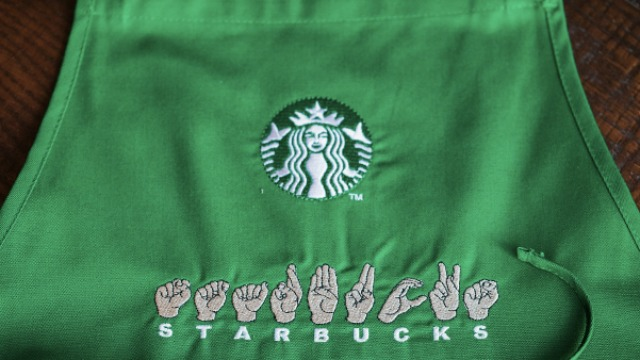 Starbucks Japan Will Soon Open Its First Sign Language Store