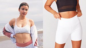 10 White Workout Essentials That Are Undeniably Stylish