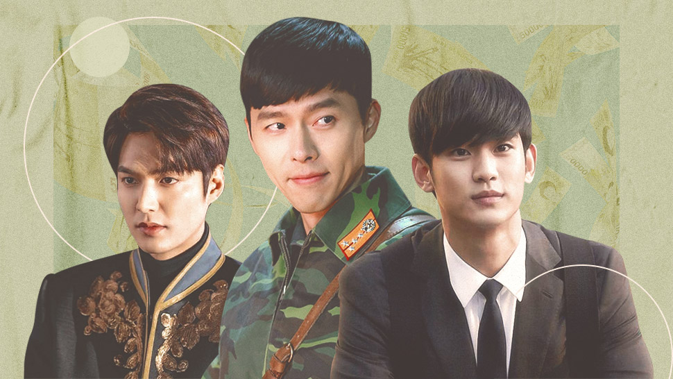 The Top 10 Highest Paid K-drama Actors In 2020