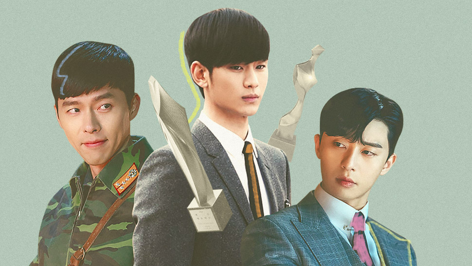 These Are the Acting Awards Your Fave K-Drama Actors Have Won So Far