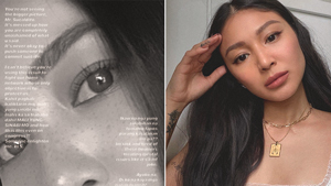 Nadine Lustre Breaks Her Silence On Mental Health: