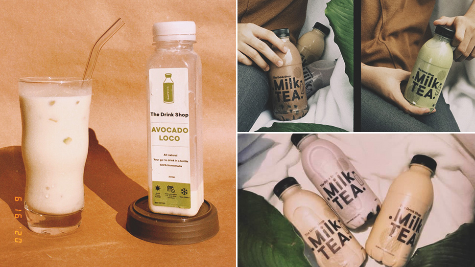 This Aesthetic Drink Shop Is Owned By a 22-Year-Old Who Started with a 5K Budget