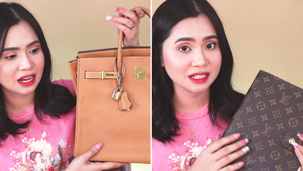 Beauty Vlogger Anna Cay's Top 5 Designer Items Include a P36,000 Notebook
