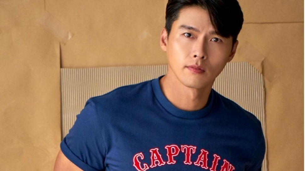 Hyun Bin's Bench Campaign Is Officially Out And We're Obsessed