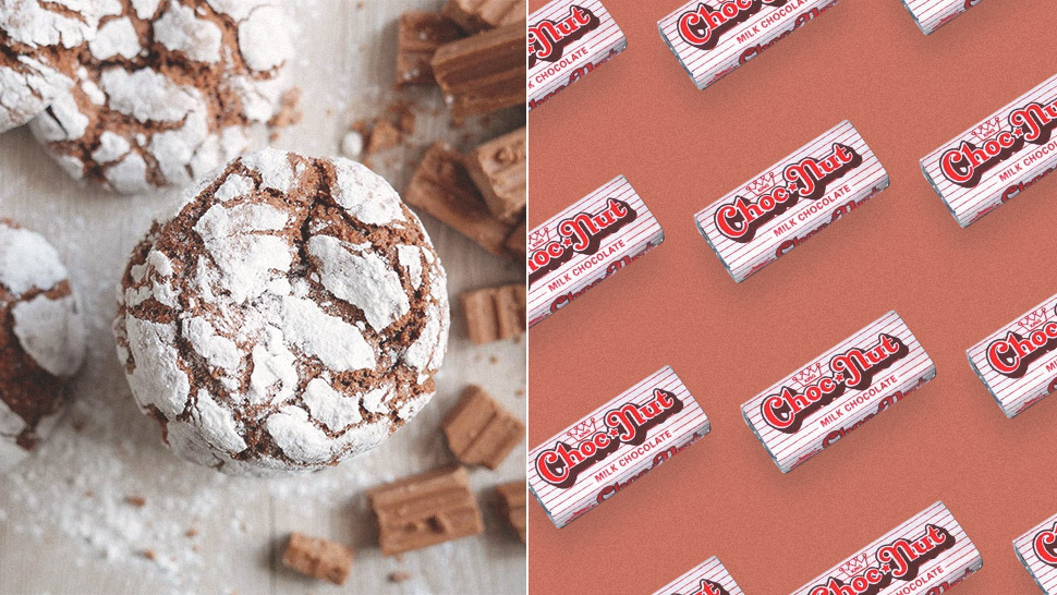 Yes, Choc Nut Crinkles Exist and We're Going Nuts