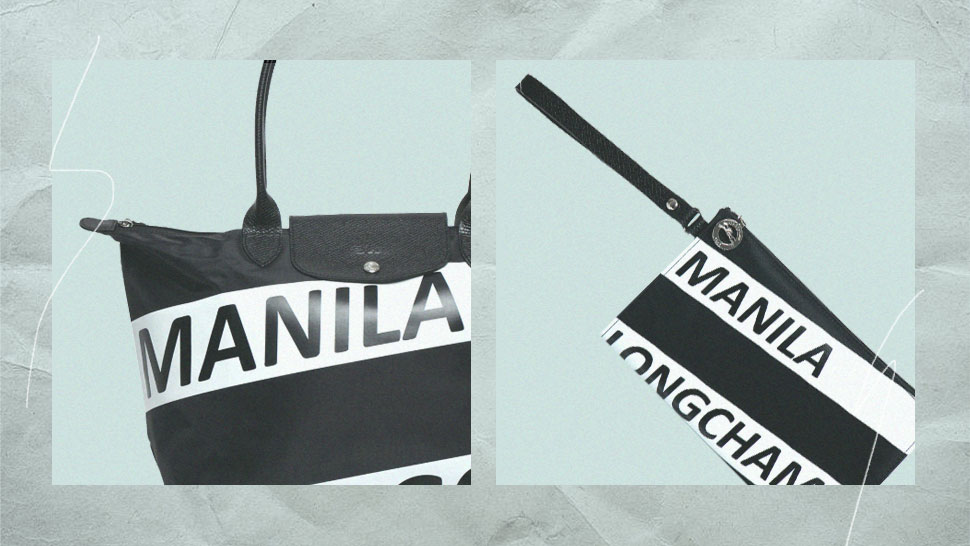 FYI, Longchamp Released a Manila Collection and You Can Shop It Online!