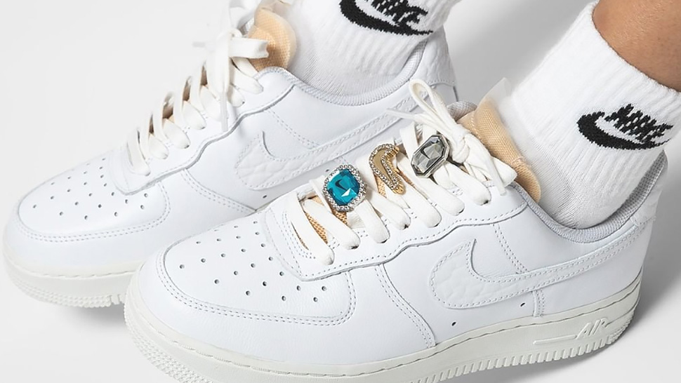PSA: Nike Is Releasing Blinged Out Sneakers and We're Excited to Get a Pair