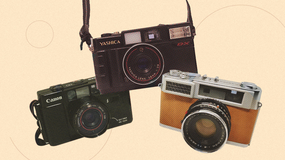 Where To Buy Analog Cameras Online Because Film Is Not Dead