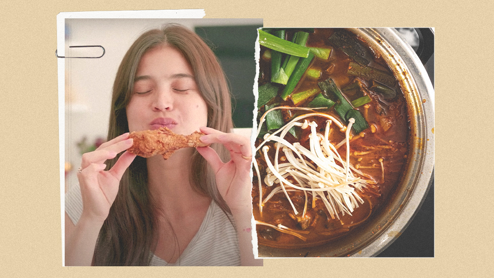 Erwan Heussaff Has Been Recreating Recipes From K-dramas And Now We're Hungry