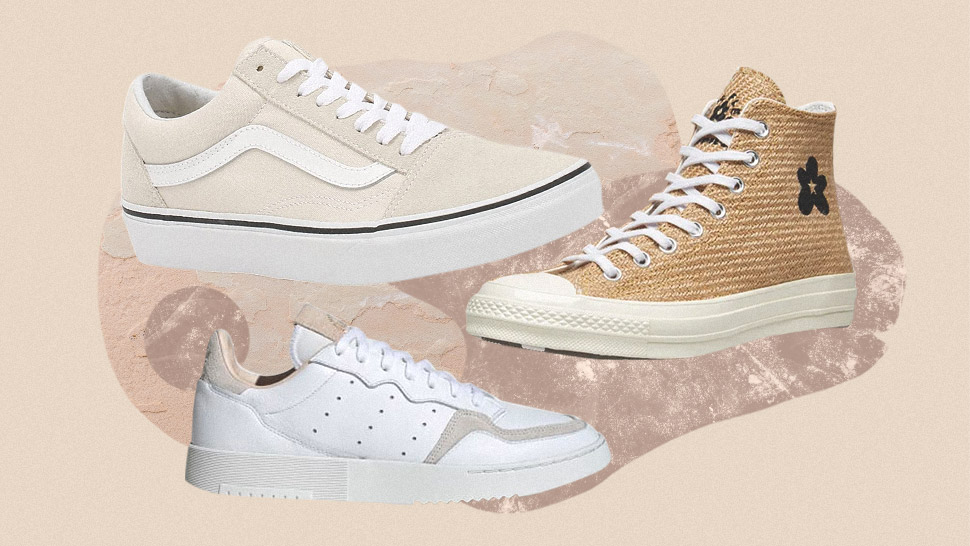 9 Neutral-colored Sneakers That Are Just As Aesthetic As White