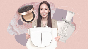 Park Min Young Reveals What's In Her Bag, Including A Hair Brush That Costs P8600