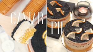 Where To Order Caviar Pies For Delivery In Metro Manila