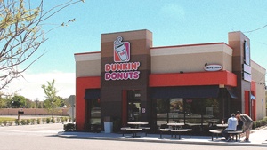 Dunkin' Donuts Is Closing More Than 400 Stores In The U.s.