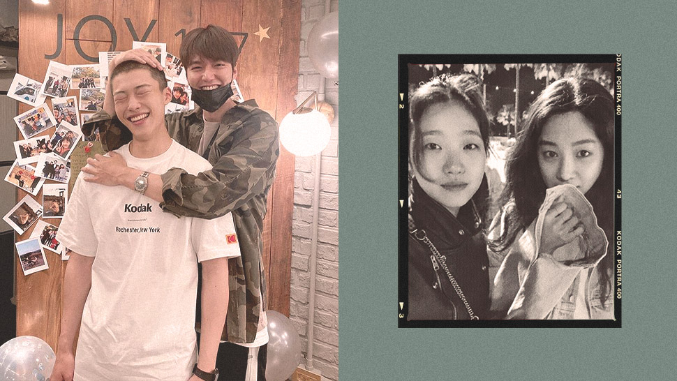7 Korean Celeb Friendships You Probably Didn't Know About
