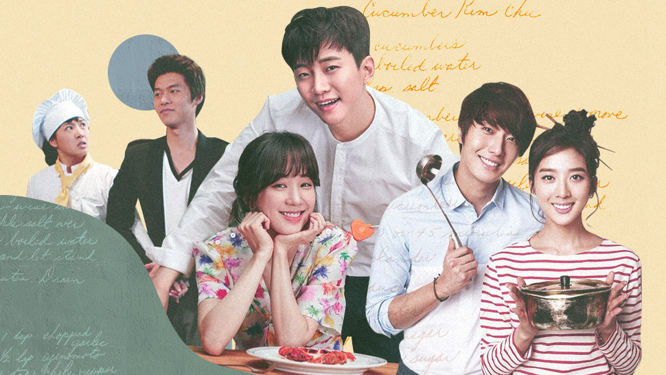 10 Food-Themed K-Dramas You Need to Watch Right Now