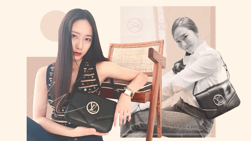 This Is The Exact Louis Vuitton Bag The Jung Sisters Are Obsessed With
