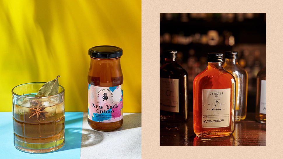 10 Bottled Cocktails to Try For Your Next Zoom Get Together