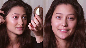 Maureen Wroblewitz Removes Her Makeup Using Only One Cotton Pad
