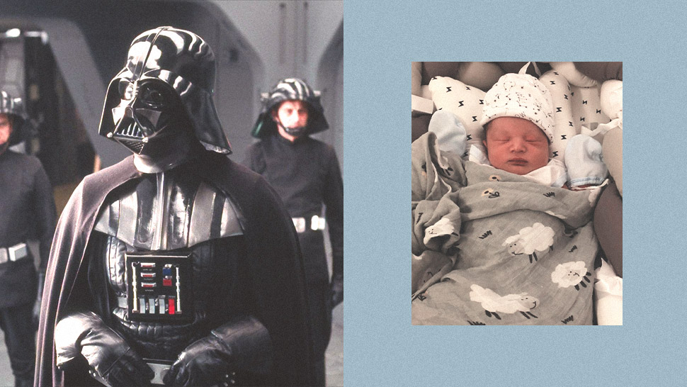 Here's The Real Story Behind Max Collins' Baby Being Named After A Star Wars Character