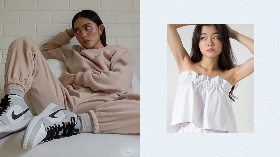 10 Minimalist Loungewear Sets You'll Want To Live In All Day Long
