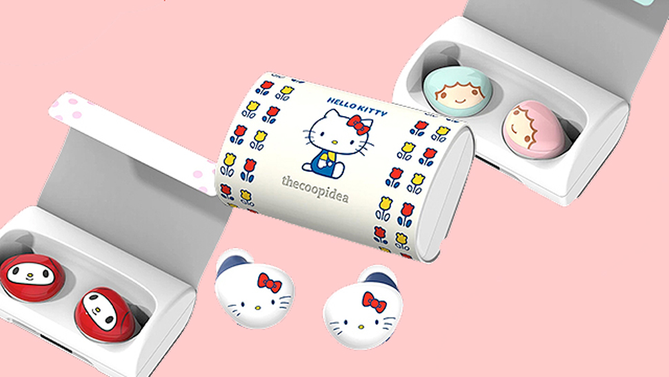 These Sanrio-Themed Earbuds Are the Cutest Tech Accessory You'll Need