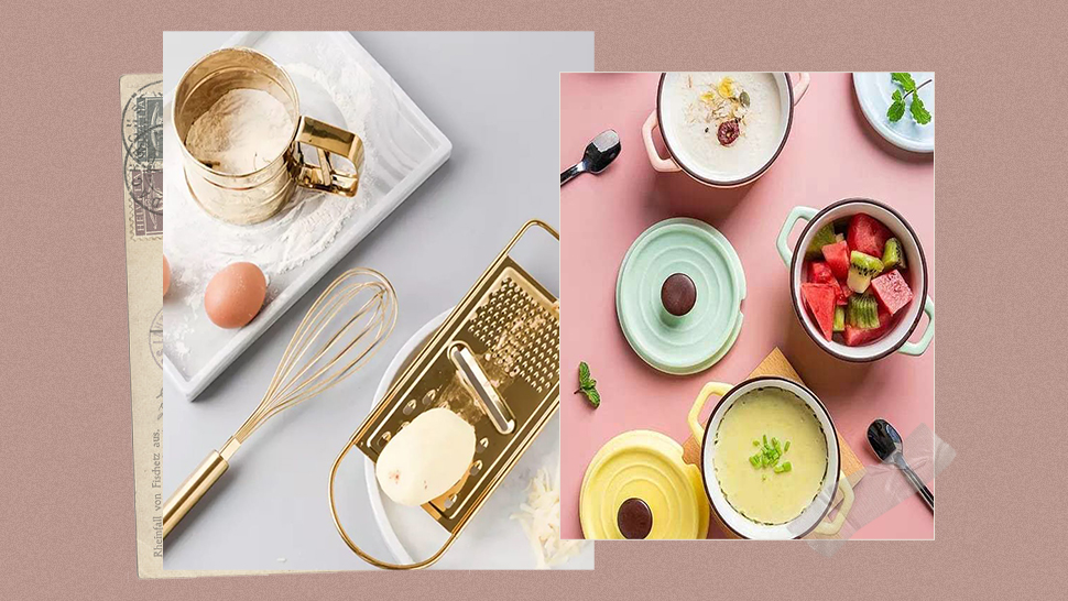 Here's Where You Can Buy Chic Kitchen Tools, Depending on Your Budget
