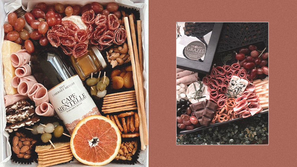 8 Local Stores That Sell Grazing Boxes Perfect for a Fancy Night In