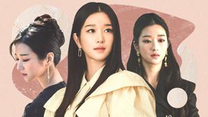 Seo Ye Ji's Most Memorable Hairstyles In