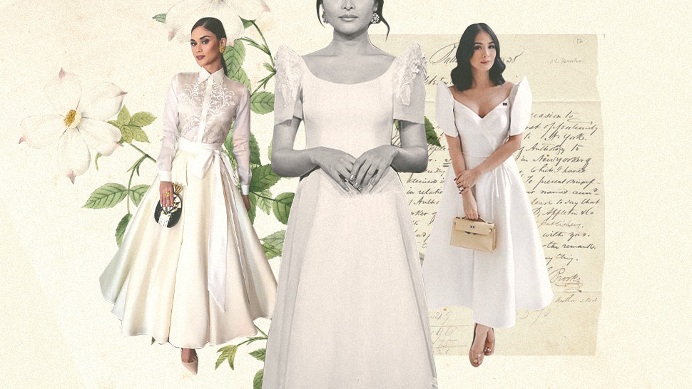 12 Filipiniana-Inspired Looks to Consider for Your Wedding