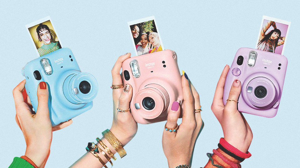 The New Instax Mini 11 Cameras Come in the Cutest Pastel Colors