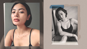 Maxine Medina Will Make You Want To Cut Your Hair Super Short