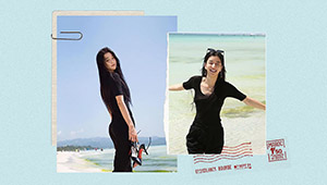 Fans Are Freaking Out Over Seo Ye Ji Reportedly Visiting Boracay